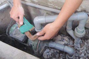 Dịch vụ sửa máy bơm nước tại quận 6