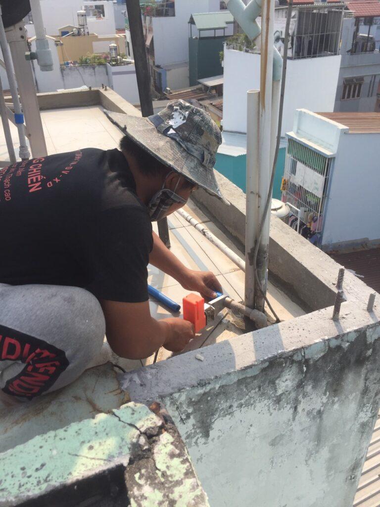 Sửa máy bơm nước tại TPHCM