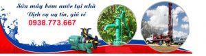 Thợ sửa máy bơm nước quận 2