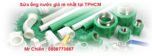 Thợ sửa đường ống nước TPHCM