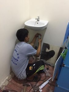 Thợ sửa nước tại nhà quận 6 Tp HCM