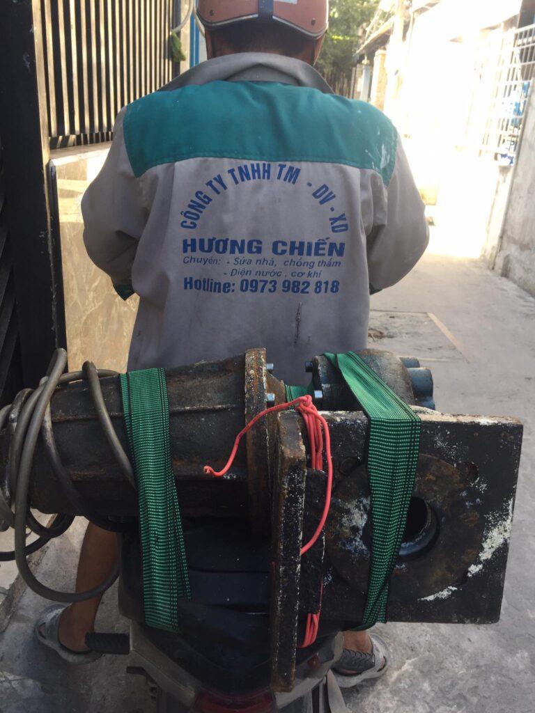 Sửa máy bơm quận 6