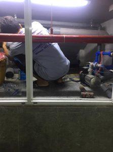 Sửa máy bơm nước ở TPHCM