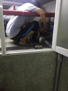 Dịch vụ sửa máy bơm nước tại quận 9