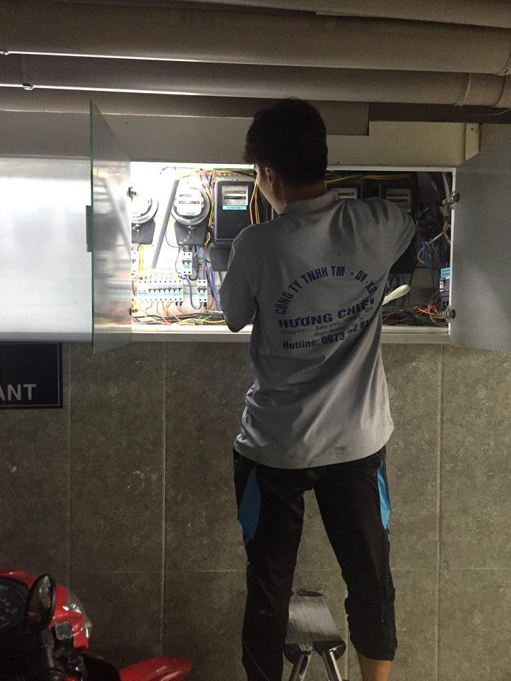 Thợ sửa điện nước quận Thủ Đức