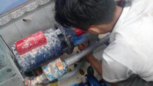 Thợ sửa máy bơm nước gia đình tại quận gò vấp