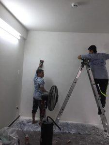 Thợ sơn nhà quận 5
