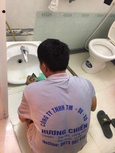 Thợ sửa bồn cầu Tân Bình
