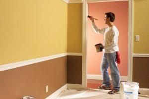 Thợ sơn nhà quận 7 uy tín chất lượng