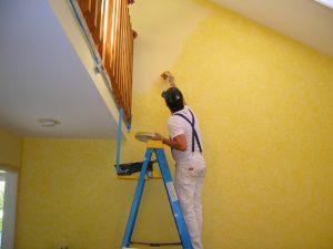 Thợ sơn nhà quận 9