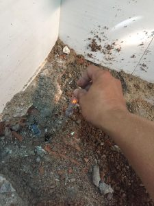 Kiểm tra đường ống nước