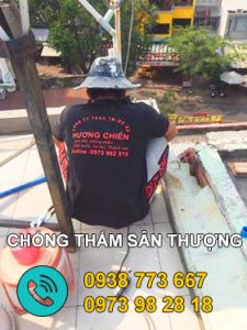 Dịch vụ chống thấm TPHCM